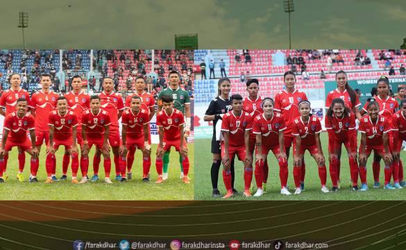 परिवर्तनको मोडमा नेपाली फुटबलः नयाँ खेलाडीलाई चुनौती, पुरानालाई टक्कर