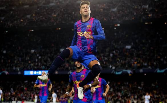 च्याम्पियन्स लिग : बार्सिलोनाको पहिलो जित