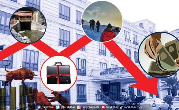 आर्थिक क्षेत्रमा चुनौतीको भार बोकाएर बिदा भयो वर्ष २०७७