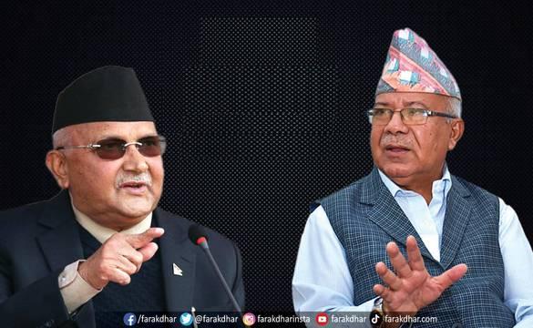 दोस्रो तहका नेताको दबाब, राष्ट्रपति पनि सक्रिय, मिल्लान् ओली-नेपाल?