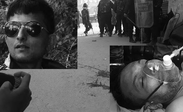 बर्दिबास बालिका हत्या घटना : प्रहरीको गोलीले घाइते एक जनाको मृत्यु