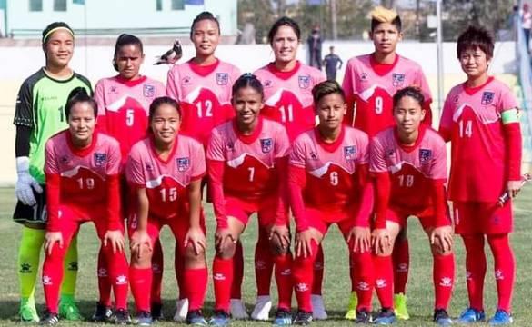 महिला एसिया कप छनोटका लागि समूह विभाजन :नेपाल समूह 'एफ'मा