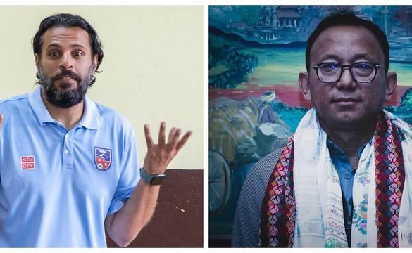 एन्फाको राजनीतिमा रुमलिएको नेपाली फुटबल