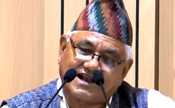 लुम्बिनीमा एमाले प्रदेशसभा सदस्य डाँगीले राजीनामा दिए
