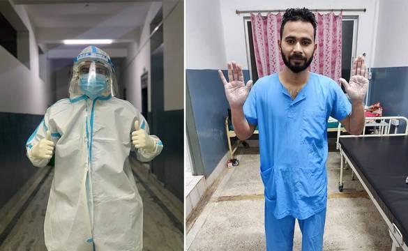 'अस्पतालमै सर्यो कोरोना, बिरामी छटपटाएको दृश्यले मन पोलिरहन्छ'
