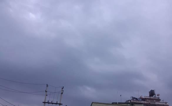 आज देशभर आंशिकदेखि सामान्य बदली भई केही स्थानमा वर्षा हुने